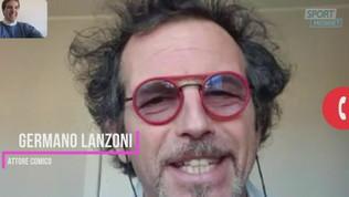 """Lanzoni: """"Di quella volta che El Sha volle un selfie con il Milanese imbruttito"""""""