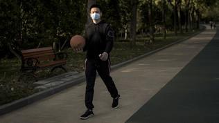 Basket, nuoto, bici: anche lo sport torna a vivere a Wuhan
