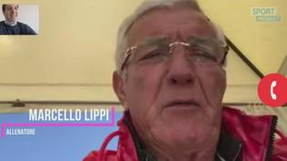 """Lippi: """"Il migliore che ho allenato? Zidane. Forse tornerò in qualche Nazionale..."""""""