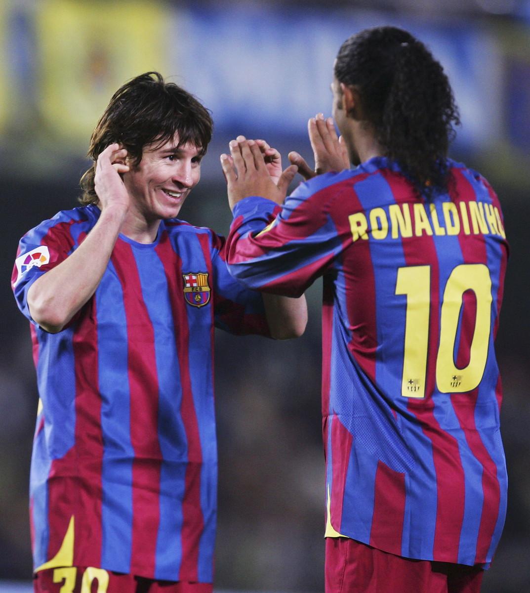 Ronaldinho (2004-2008)