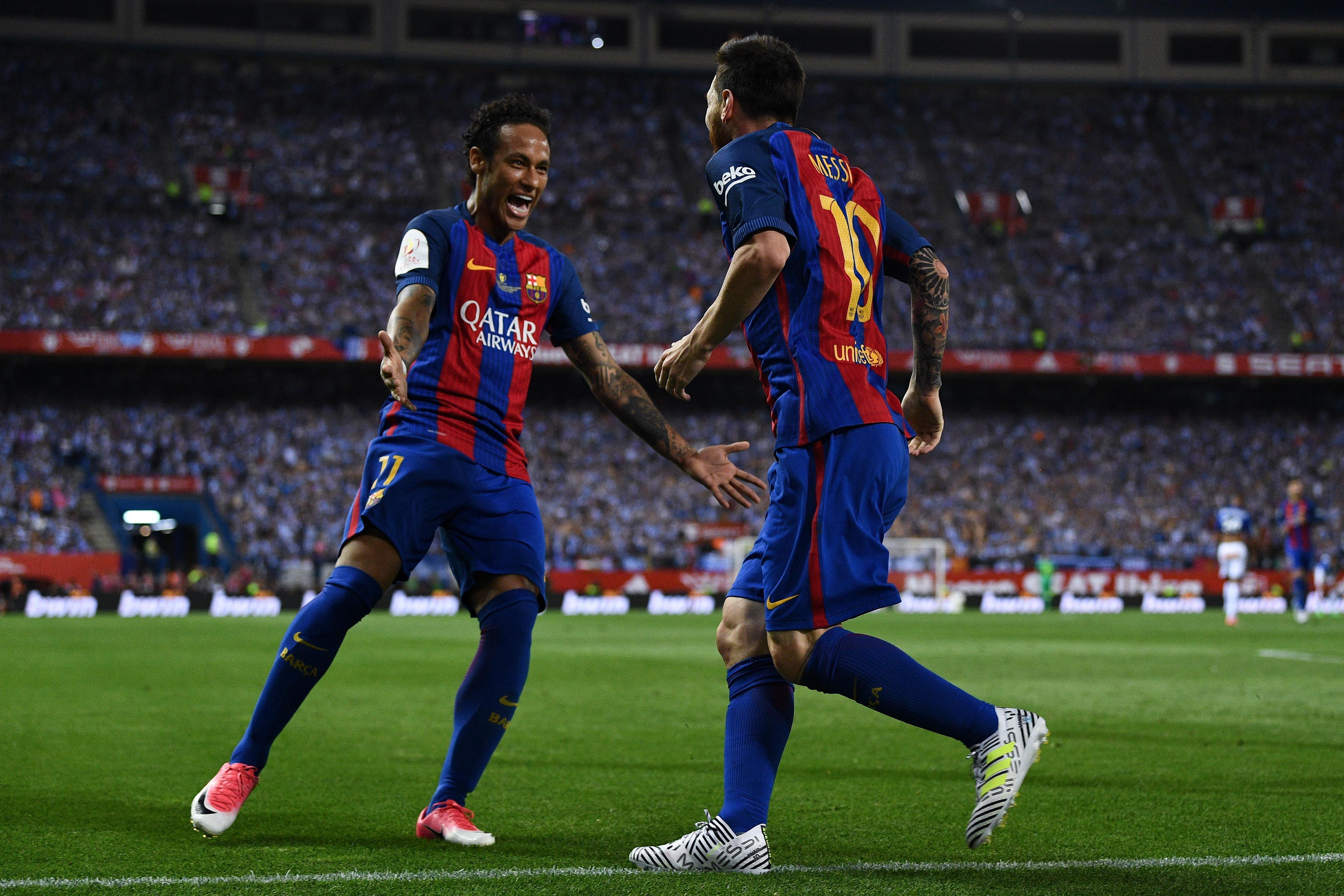 Neymar (2013-2017)