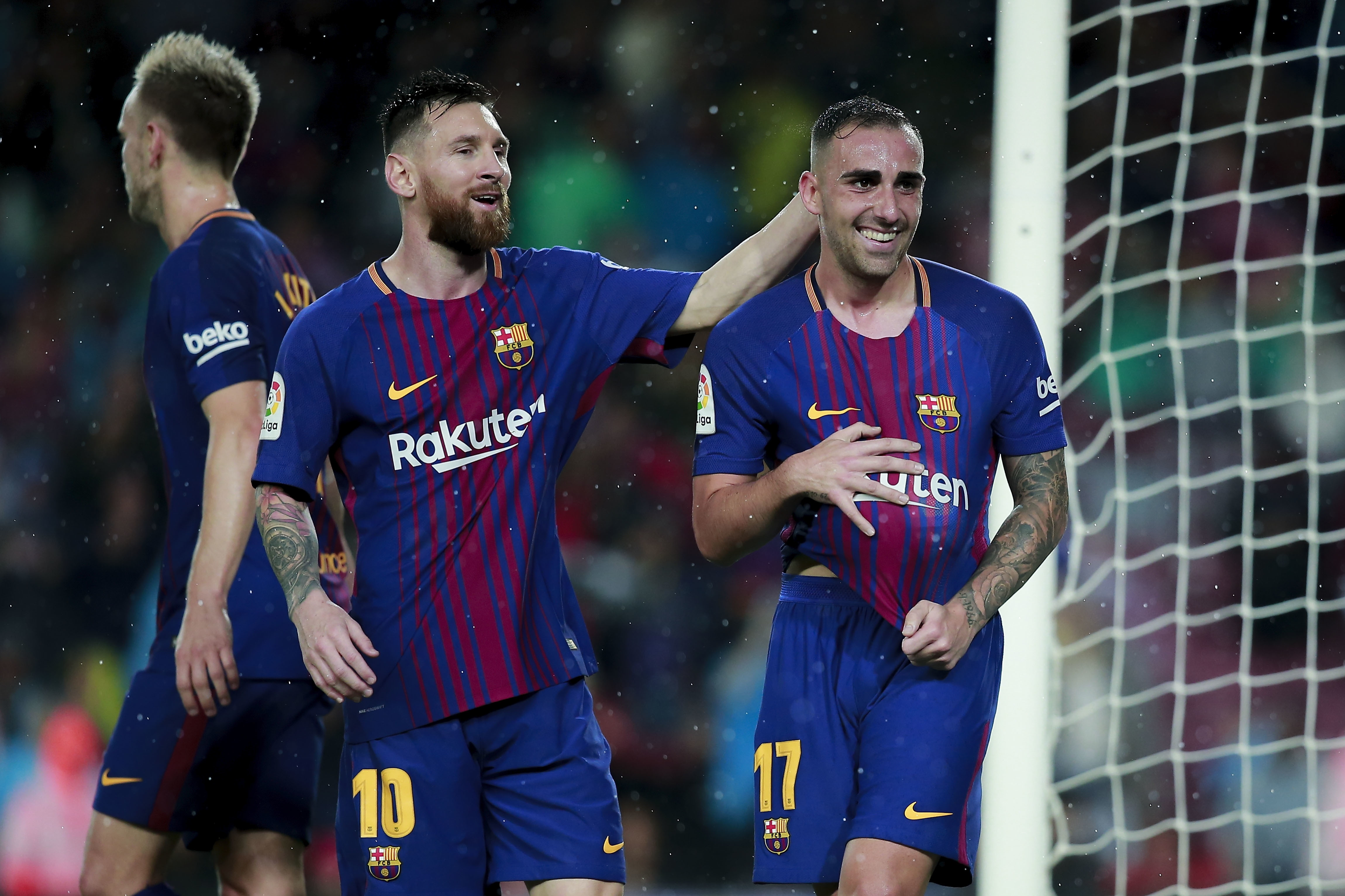 Paco Alcacer (2015-2018)