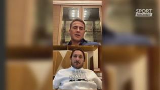 """Insigne molla Raiola, Totti: """"Tutto fatto, ci siamo""""già sentiti"""""""