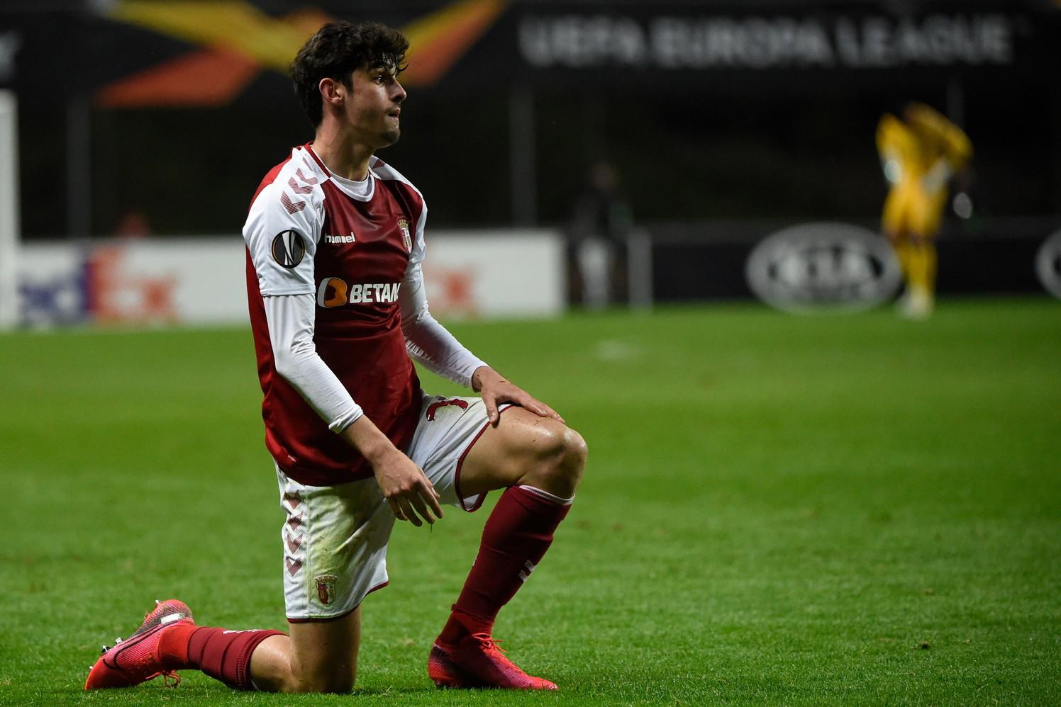 Trincao dal Braga al Barcellona per 31 milioni