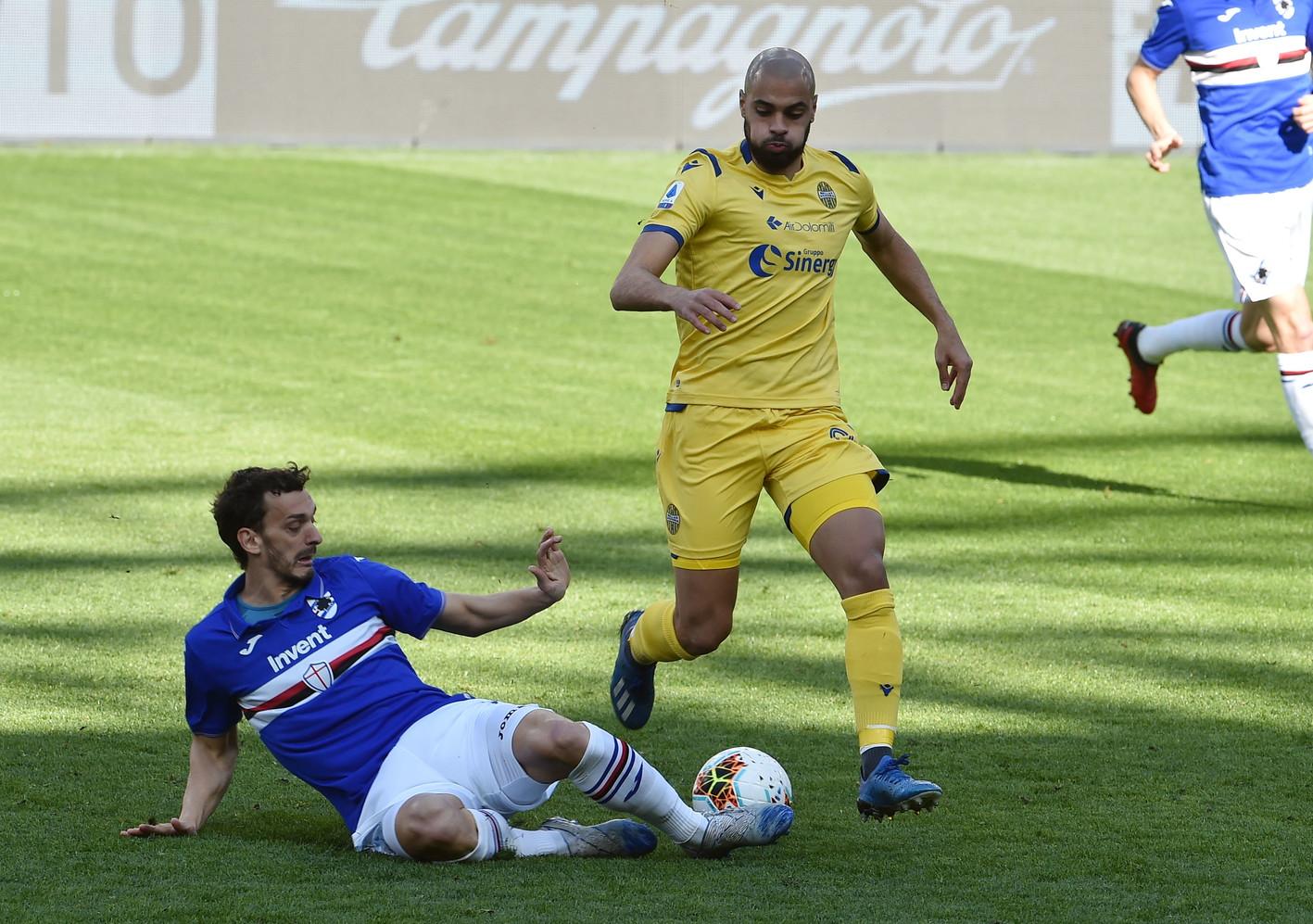 Amrabat dal Verona alla Fiorentina per 20 milioni