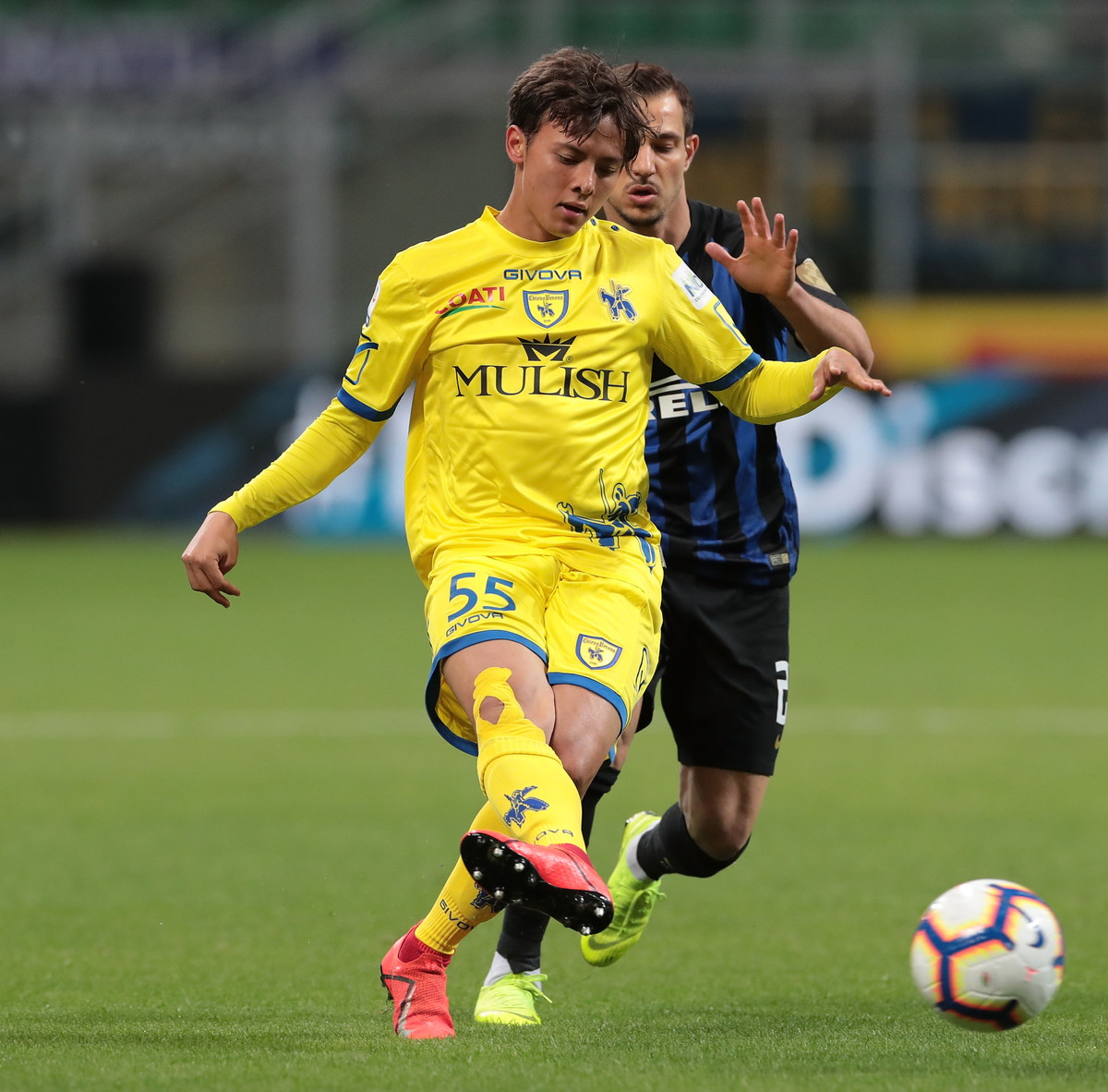 Vignato dal Chievo al Bologna per 2,5 milioni