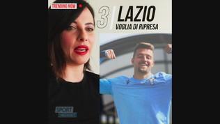 Lazio, voglia di ripresa: Formello blindato e massime misure di sicurezza
