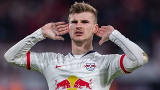 Il bomber più 'odiato' di Germania:Inter, Werner ha le spalle larghe