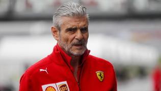 Arrivabene, da capo della Ferrari ad autista per gli anziani