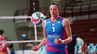 Tris di squadre per Ortolani: Perugia, Cuneo e Brescia