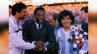 Maradona, un'altra magia: quasi mille € l'ora in beneficenza