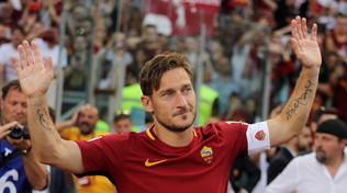 """Roma, Totti: """"Non torno a Trigoria finché c'è Pallotta, piango quando porto mio figlio"""""""