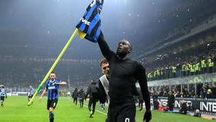 """Inter, Lukaku: """"Il miglior discorso motivazionale di sempre? Quello di Conte nel derby"""""""