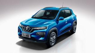 Svolta Renault:in Cina solo auto elettriche
