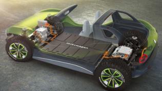 MEB, la piattaforma modulareVolkswagen per le elettriche