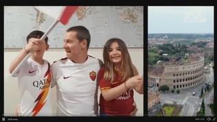 Buon Natale Roma! Gli auguri social dei giallorossi