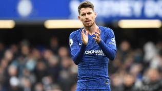 """Jorginho, l'agente: """"Juve? Nessun contatto, rinnoverà col Chelsea"""""""