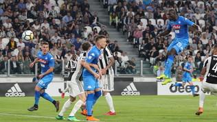 Koulibaly e il Napoli che spaventò la Juventus a Torino