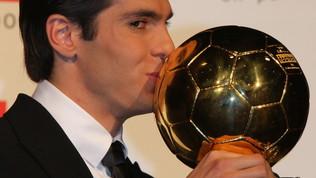 Kakà, la carriera in foto: San Paolo, Milan e Real Madrid
