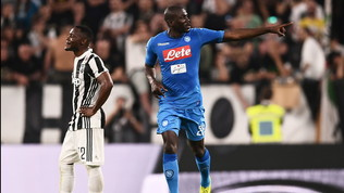 """Koulibaly e il gol alla Juve: """"La gioia del popolo di Napoli"""""""