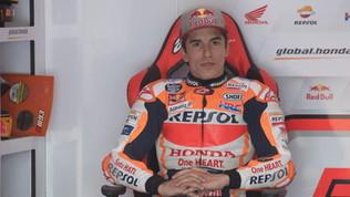 """I dubbi di Marquez: """"Stagione breve? Complicato e rischioso"""""""