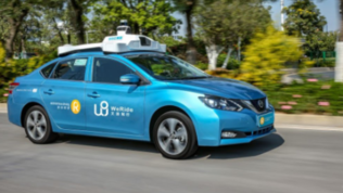 Robotaxi a guida autonoma: nuovi test in Cina