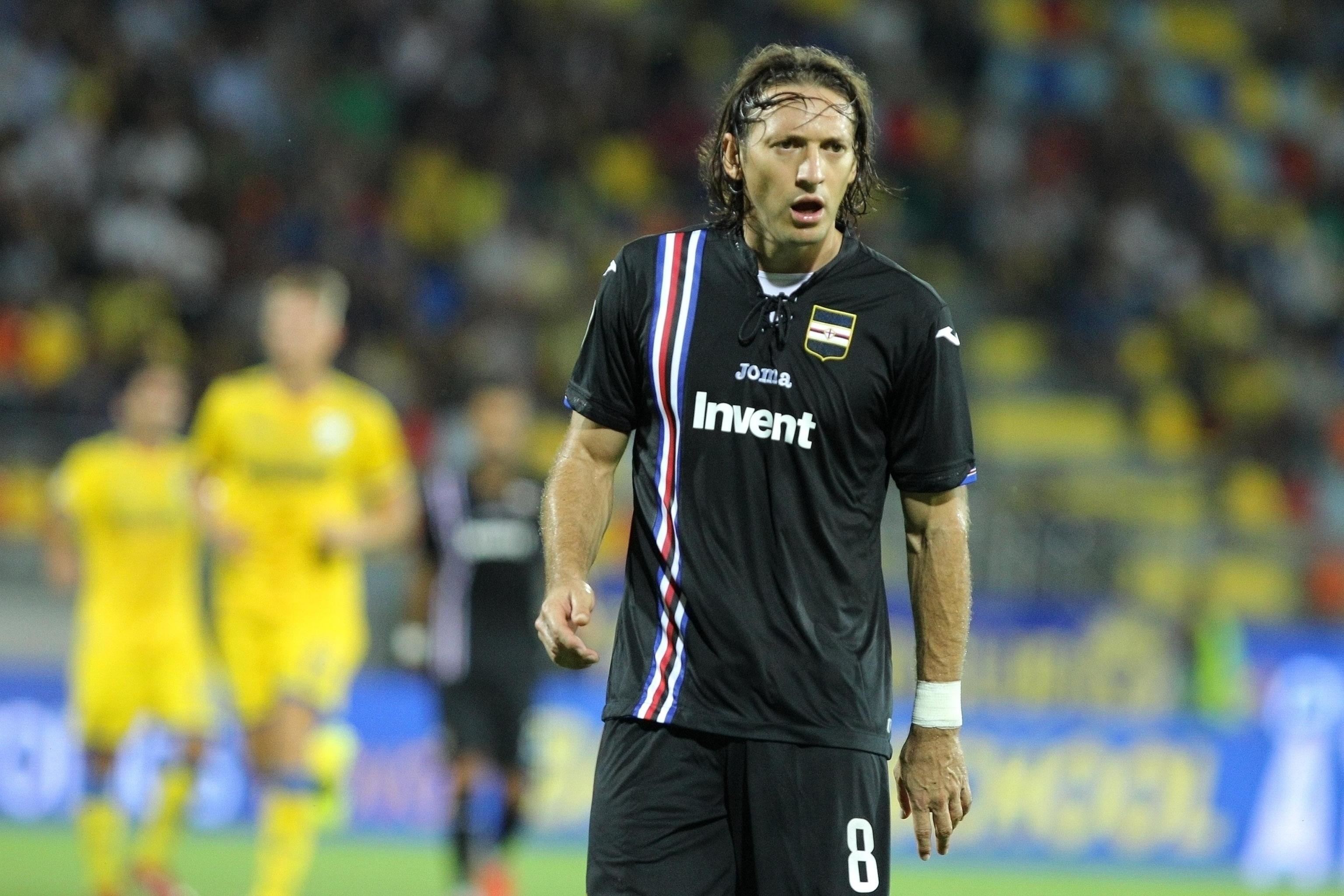 Edgar Barreto (Calcio - Sampdoria) guarito