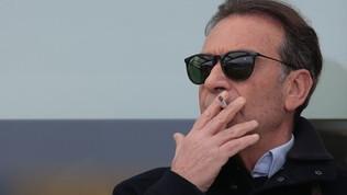 """Cellino: """"Lega arrogante, impossibile finire campionati"""""""