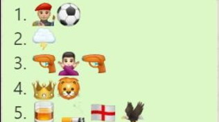 Emoticon e calciatori, li riconosci? Una sfida da quarantena...