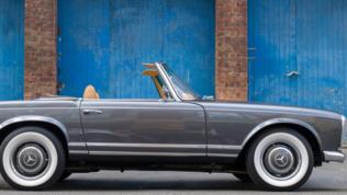 Ionic Cars e le dream car d'epoca... elettriche