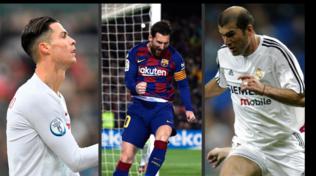Messi davanti a CR7 nella Top 25 degli ultimi 25 anni | Quattro gli italiani