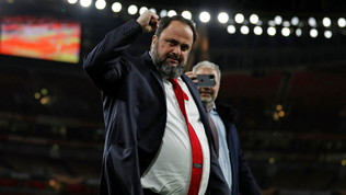 Scandalo in Grecia:l'Olympiacos ora rischia la retrocessione