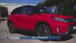 Il mondo dell'ibrido con Suzuki