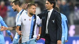 """Immobile esalta Inzaghi: """"E' come Klopp! Vorrei chiudere alla Lazio"""""""