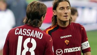 Da Buffon a Totti: la top 11 secondo Cassano