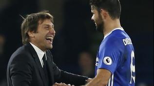 """Diego Costa: """"Conte sospettoso, non durerebbe un anno al Real"""""""