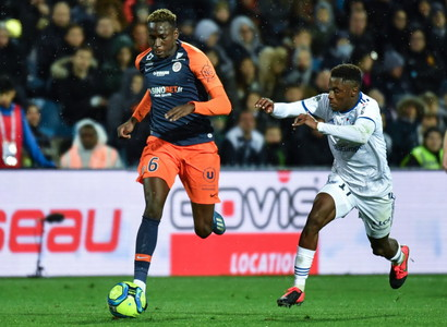 Junior Sambia (Calcio - Montpellier)