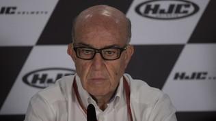 """MotoGP, Ezpeleta: """"Speriamo di partire a fine luglio a porte chiuse"""""""