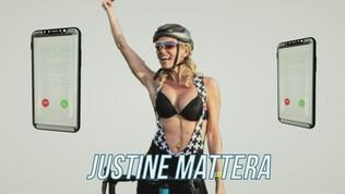"""Mattera: """"Abituata al triathlon, non vedo l'ora di correre e nuotare"""""""