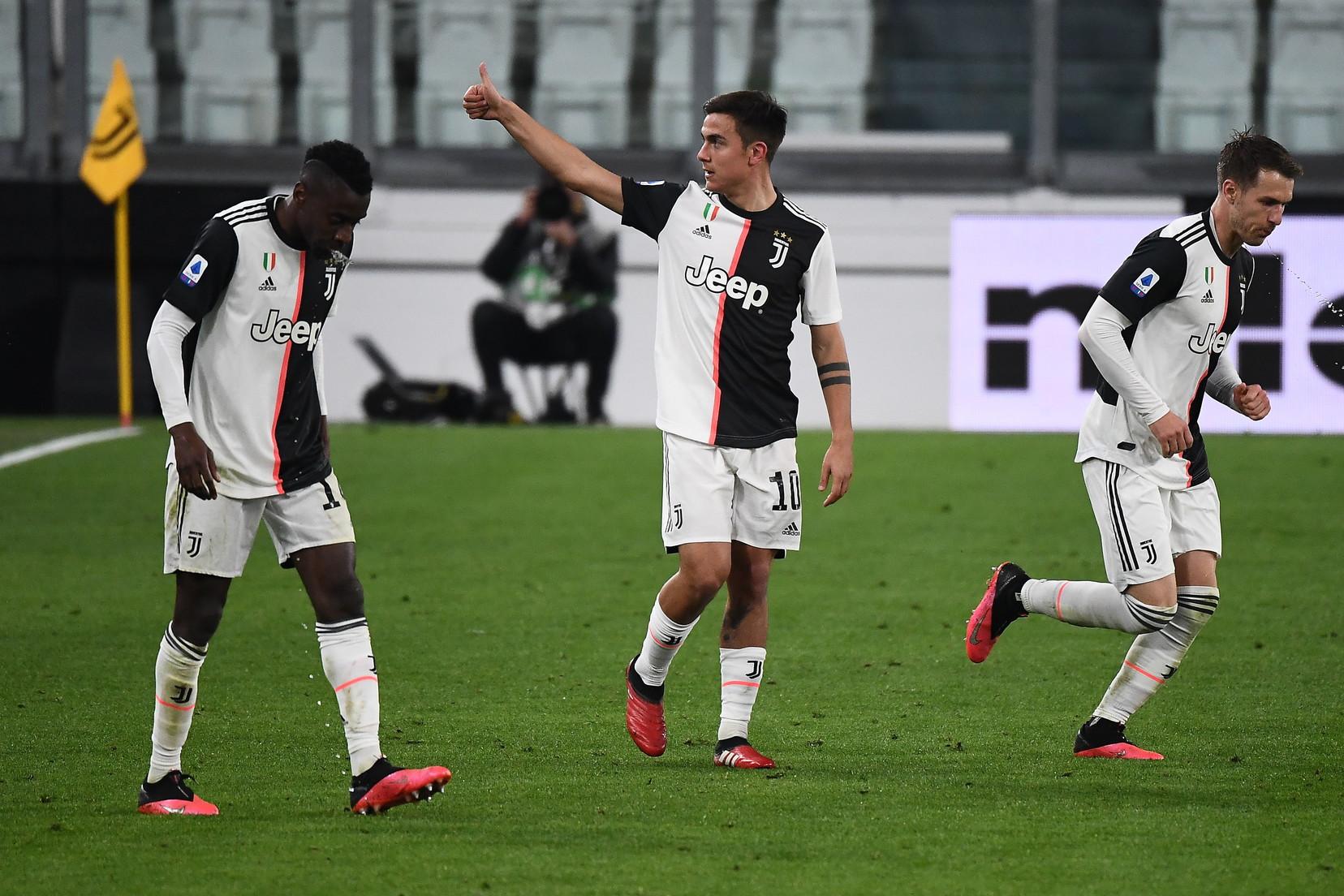 Juventus: test fisici e i tamponi dal 5 maggio, poi subito allenamento in campo