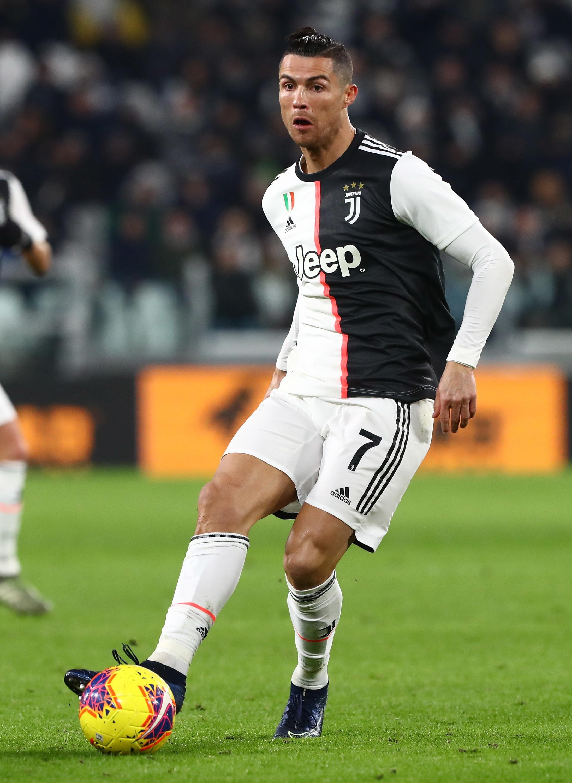 Cristiano Ronaldo (2018-)