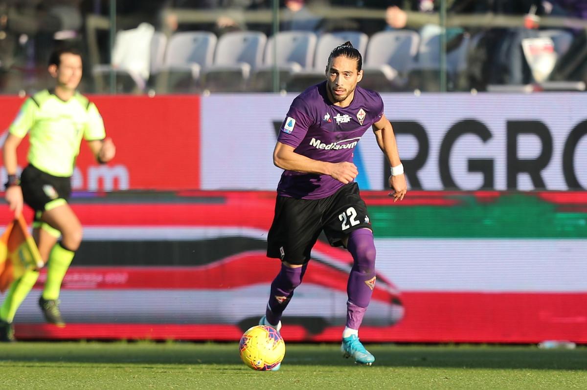 Fiorentina: Caceres (foto) e Thereau