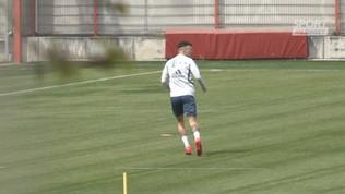 Perisic e gli altri, il Bayern continua ad allenarsi