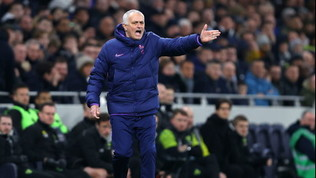 """Mourinho: """"Mi manca il calcio, voglio finire la stagione"""""""