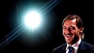 """Totti: """"Farei carte false per Tonali e Barella lo volevo alla Roma"""""""