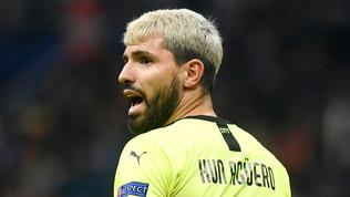 """Aguero è preoccupato: """"Ripresa? Tanti giocatori hanno paura"""""""