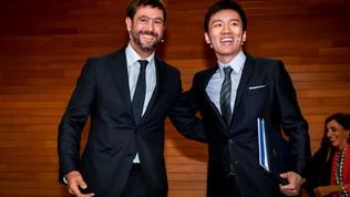 """""""Niente scudetto a tavolino, non siamo l'Inter"""": like di Agnelli"""