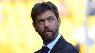 """Agnelli deciso: """"La Juve ha la ferma volontà di finire la stagione"""""""