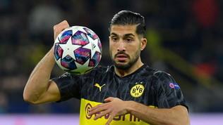 """Emre Can  cancella  la Juve: """"Al Dortmund di nuovo importante"""""""