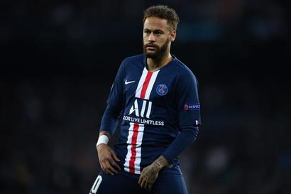 Neymar Jr (Paris-SG) : 6,07.